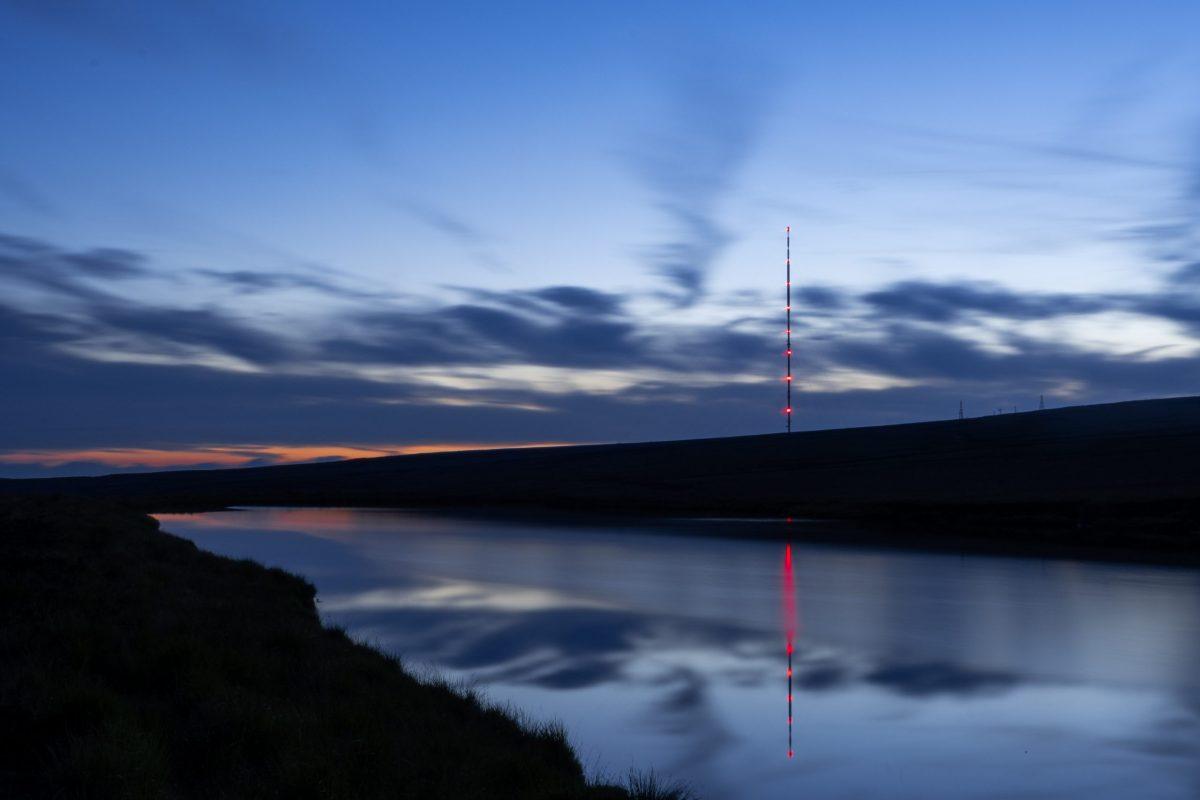 Dean Mills Reservoir
