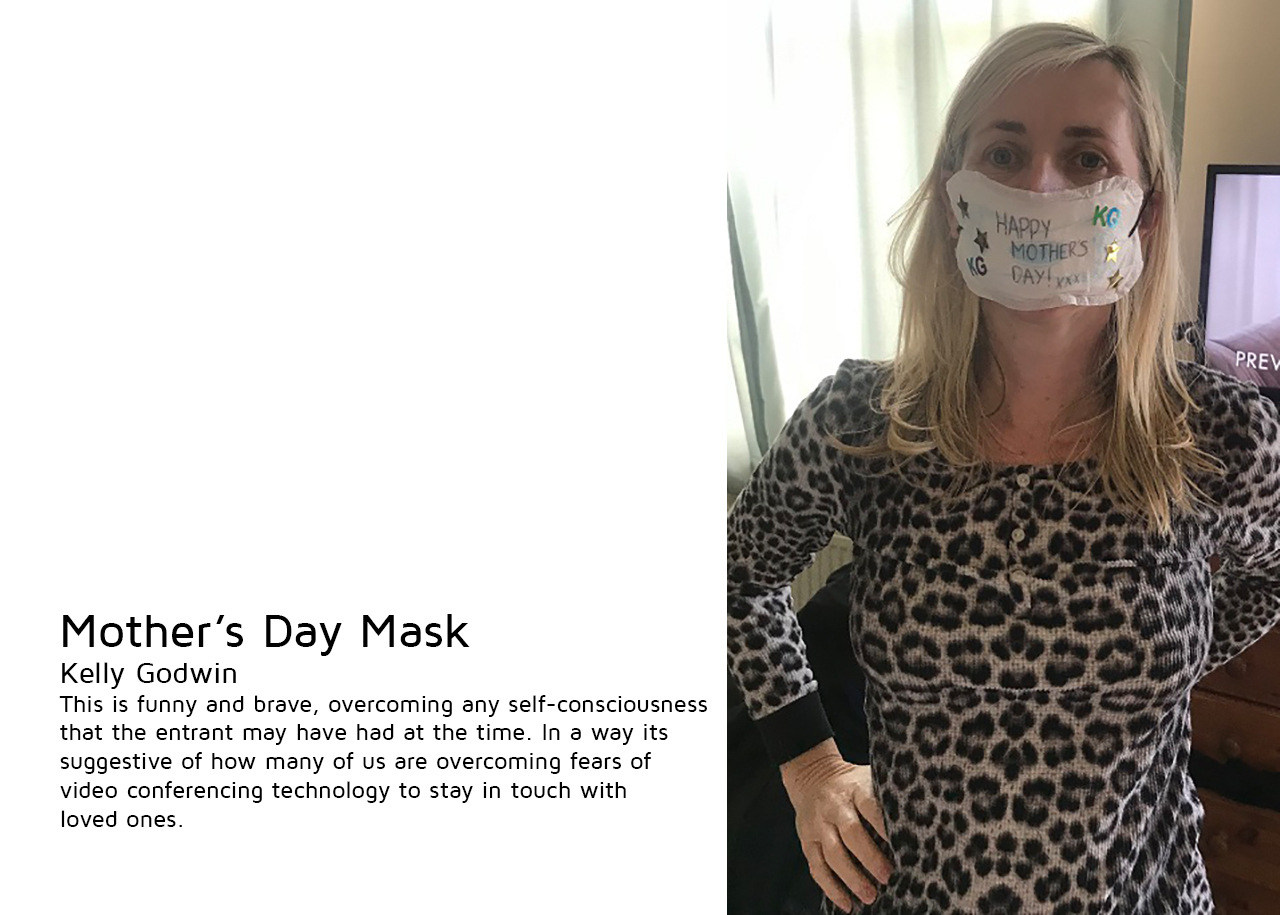 Mother's Day Mask