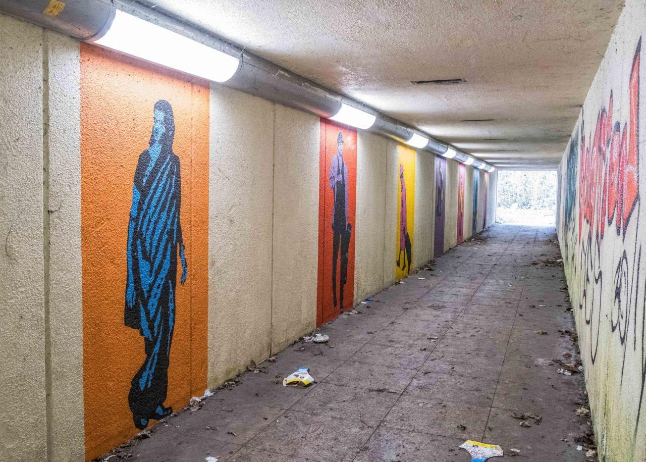 Rose Hill Subway-031307